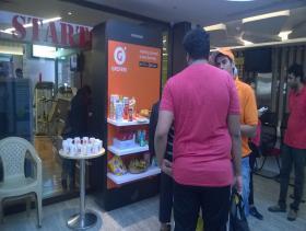 Kiosk, Gold's Gym - HSR Layout, Bangalore, HSR Layout - Bangalore