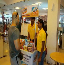 Product Display Unit, Gold's Gym -  Indiranagar, Bangalore, Indiranagar - Bangalore