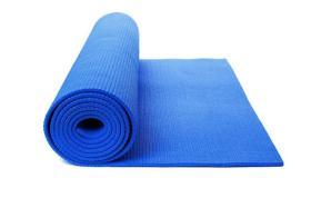 Yoga Mat, Gold's Gym - HSR Layout, Bangalore, HSR Layout - Bangalore
