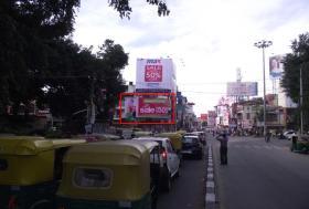 Kamraj Road (Commercial Street Junction) FTF MG Road > FTT Commercial Street, Commercial Street - Bangalore