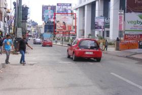 Kamraj Road (Commercial Street Junction) FTF MG Road > FTT Kamraj Road, Commercial Street - Bangalore