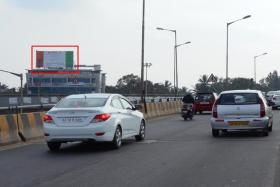 Hebbal Fly Over FTF Airport Road > FTT Mekhri Circle, Hebbal - Bangalore