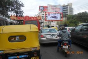 Residency Road (Opp Bangalore Club) FTF Richmond Circle > FTT MG Road, Residency Road - Bangalore