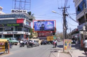 Wheeler Road Sony Center Junction FTF Thoms Bakery > FTT ITC Factory, Wheeler Road - Bangalore